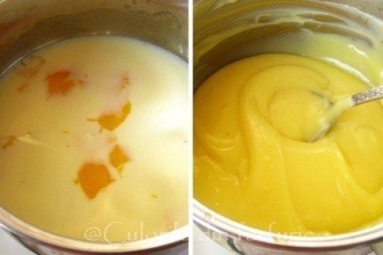 » Prajitura cu crema de lamaieCulorile din Farfurie