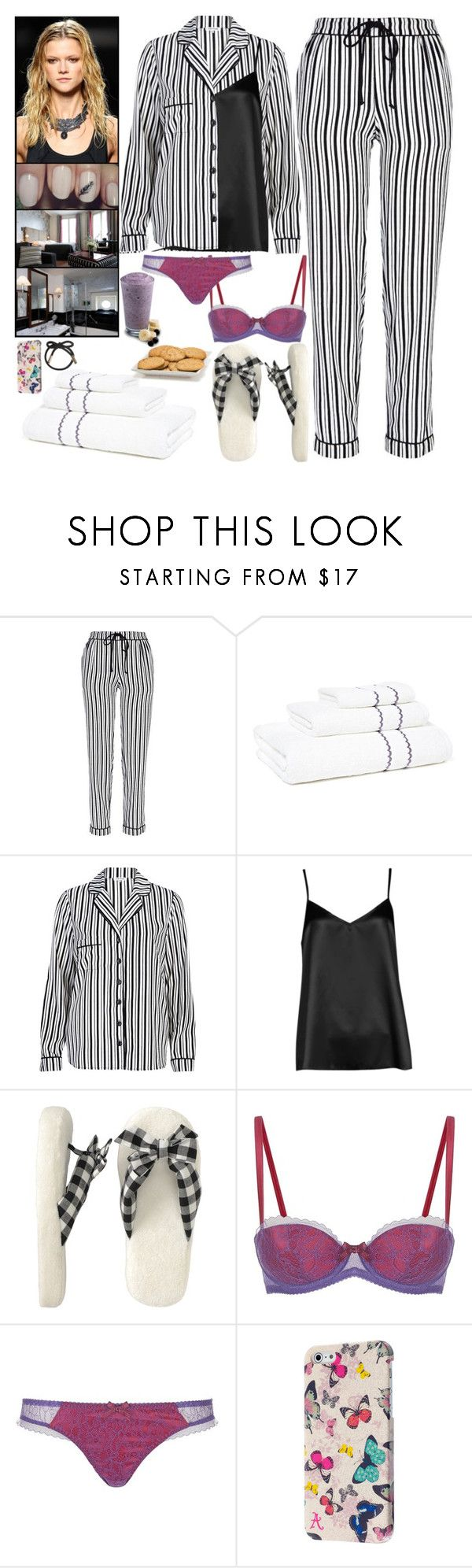 """""""Day 2: Eating a snack, taking a shower and going to sleep"""" by shama25237 ❤ liked on Polyvore featuring River Island, Hamburg House, Boohoo, Aéropostale, Sephora Collection, Agent Provocateur, Accessorize, Topshop, women's clothing and women's fashion"""