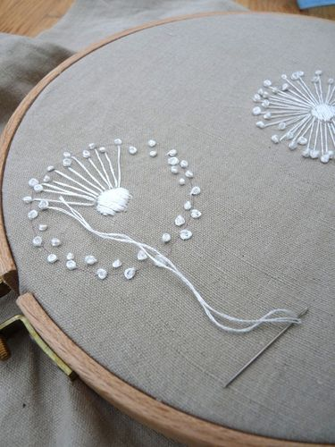 dandelion in the making3 by polkadots&blooms, via Flickr