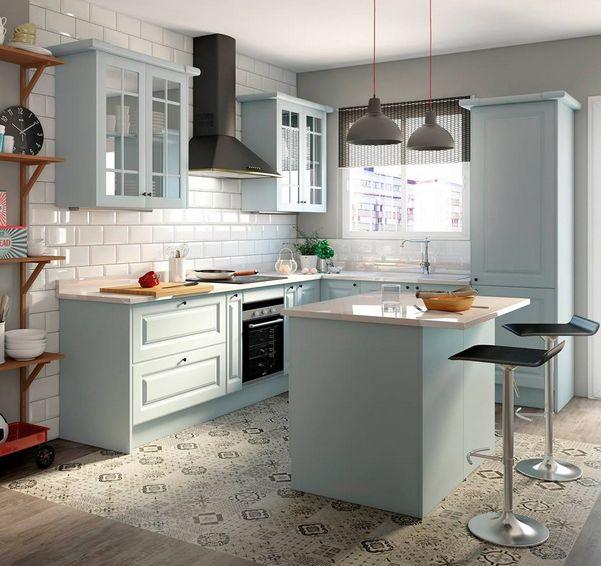 Las 25 mejores ideas sobre decoraci n de cocina retro en - Muebles cocina leroy merlin catalogo ...