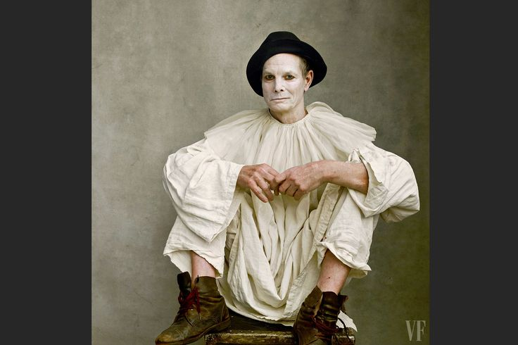 See Bill Irwin, American Theater's Clown Prince, Shot by Annie Leibovi | Vanity Fair