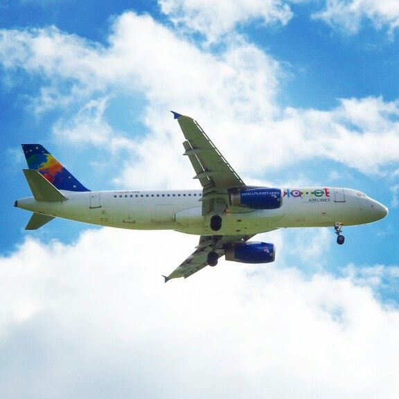 Small Planet Airlines #A320 #EPWR #spotting #planespotting #wroclaw #wrocław #polska #poland #plane