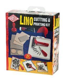 Linol nyomdakészlet - OPITEC-Hobbyfix - kreatív hobby és művészellátás - Márkák szuper áron!