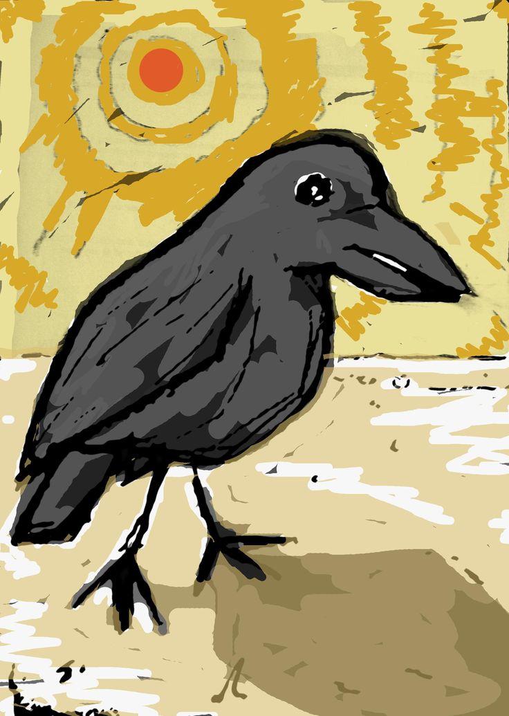 Crow 2005 Illustration