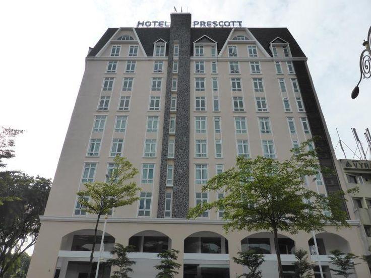 Kuala Lumpur Prescott Hotel Sentral Malaysia Asia Stop At