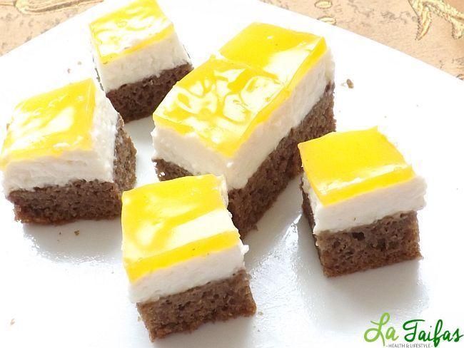 Prăjitură cu Suc Fanta Rețetă