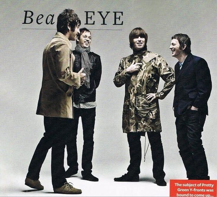 smile Beady Eye :)