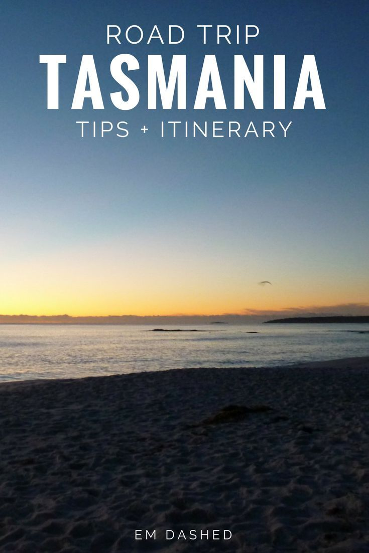 Tips and suggested nine-day itinerary for a road trip in Tasmania, Australia -- featuring the Tasman Peninsula, Bay of Fires, Cradle Mountain, Liffey Falls, Freycinet National Park, and more. Tassie is often ignored in favor of Australia's mainland; but if you're into camping, hiking, and wilderness, it should definitely be on your list. | #Tasmania #Australia