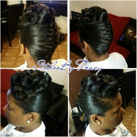 relaxed updo ideas