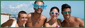 """""""Settembre Sorridente"""" nel #FamilyHotelBaltic in Abruzzo Relax e divertimento, spiaggia poco affollata, mare bello e caldo giusto: ecco la vacanza ideale in settembre con i bambini! dal 6 al 13 da euro 72,00 dal 13 al 20 da euro 56,00 E inoltre… In vacanza con mamma e papà: due bambini fino a 12 anni sono gratuiti dal 6 settembre In vacanza solo con mamma o con papà: 1 bambino fino a 12 anni in camera con 1 adulto è gratis dal 6 settembre I prezzi sono al giorno, a persona, in formula…"""