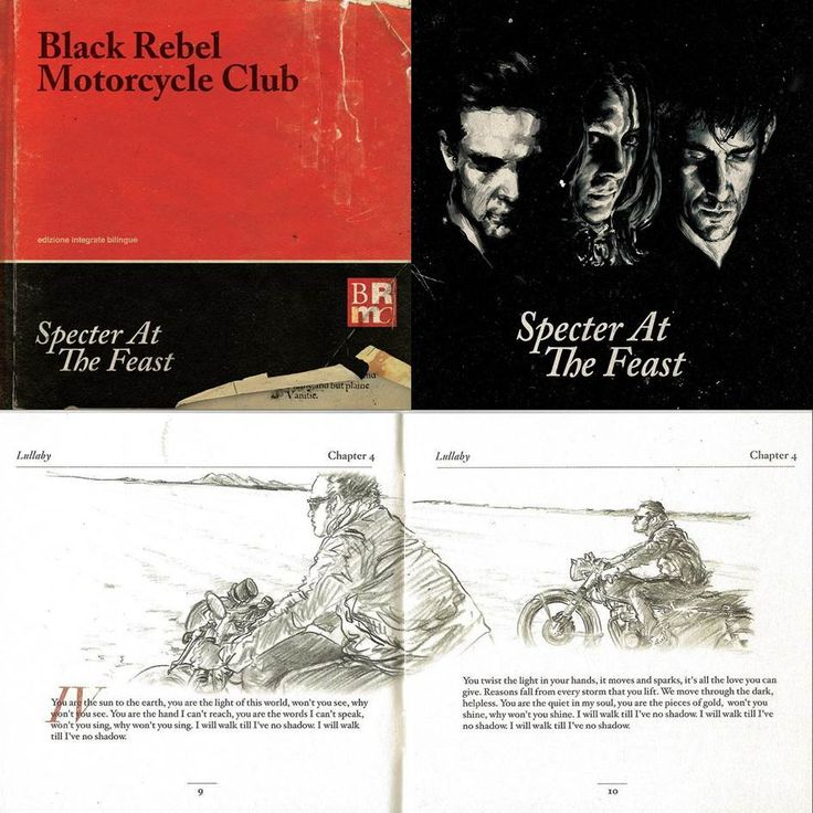 Black Rebel Motorcycle Club - Specter At The Feast (Double Vinyl)