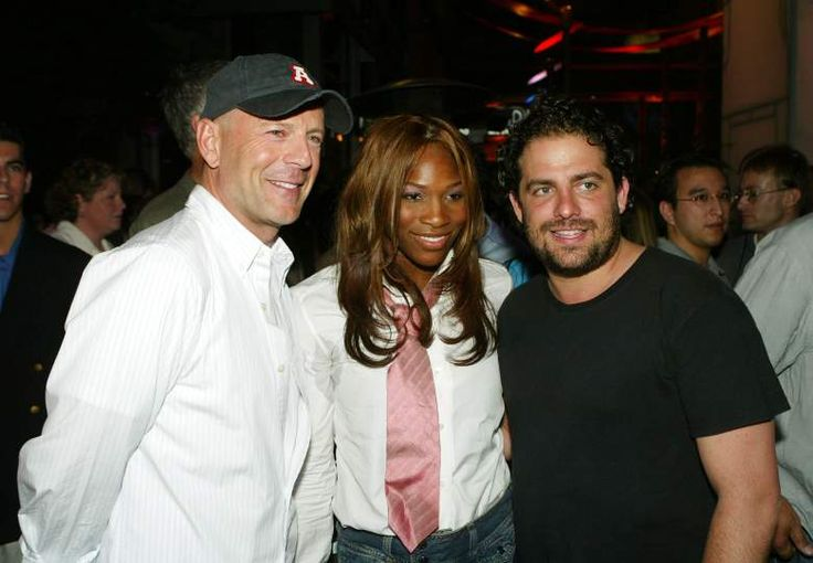 Photos: Serena Williams' Boyfriends, Past and Present Serena Williams  #SerenaWilliams