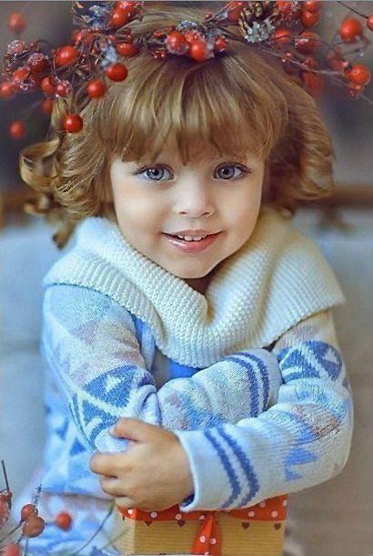 Russian child model Anna Pavaga. Russian beauty. Russian girls