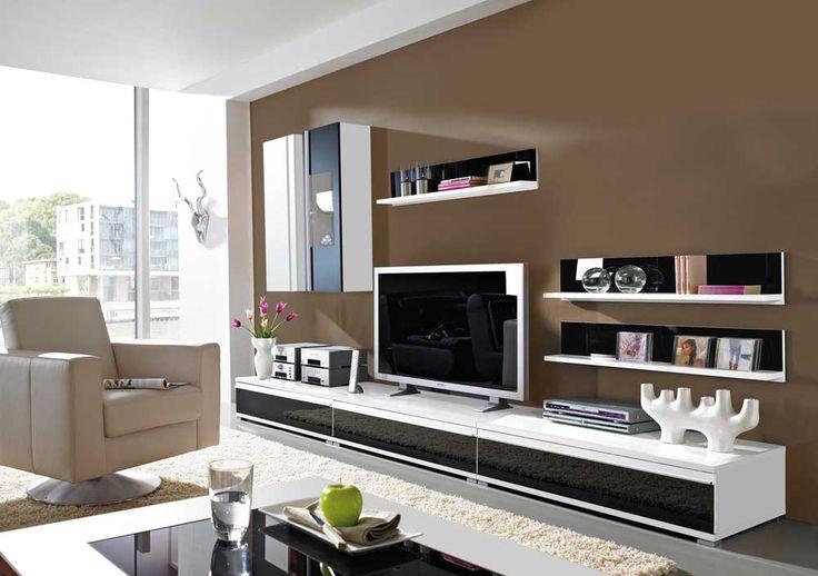 TV Wand in schwarz-weiß 300 cm breit (8-teilig) Jetzt bestellen unter: https://moebel.ladendirekt.de/wohnzimmer/tv-hifi-moebel/tv-waende/?uid=1a149b1c-db51-521e-b1d0-b07cc532e3cb&utm_source=pinterest&utm_medium=pin&utm_campaign=boards #wohnzimmerw #wohnzimmerschrank #modern #tvwaende #wohnw #wohnzimmer #anbauw #tvhifimoebel #wohnzimmerschrankw #schrank