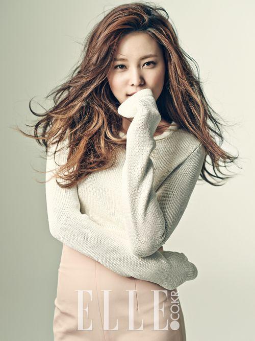 Yoon So Hee Elle Korea Magazine May Issue '14