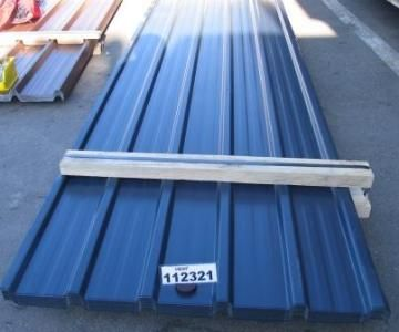 DEAL! O-METALL Trapezprofil 30.207/5 Dach mit GRATIS Schutzplatte Paket-Inhalt: 213,000m2 Netto-Preis1.326,74 €* Inkl. 19% MwSt.1.578,82 €** Ab Lager  http://www.trapezblech-preis.de/Content/DetailsPaket.aspx?PAKET=112321&SPR=1  Mehr: www.o-metall.com
