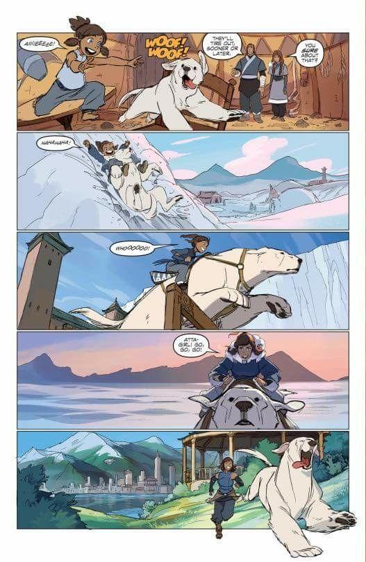 legend of korra turf wars part 1 pdf read online