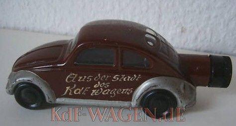 VW - (vw_t1)(vw_t1_kdf) - Aus der Stadt des KdF-Wagens. Ich bringe Glück. - [9423]-1