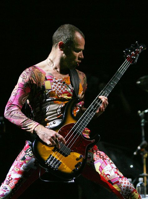 came late to the party with the chili peppers but flea is a great bass player figuring. Black Bedroom Furniture Sets. Home Design Ideas
