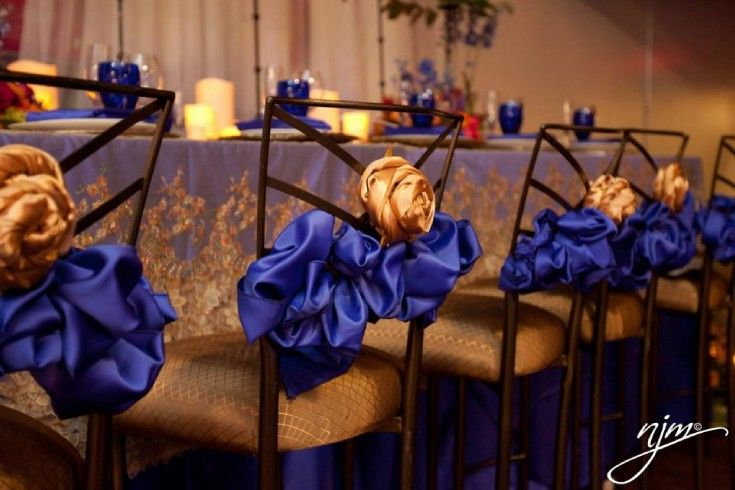 Amazing Chair treatments | Atlanta Wedding Flowers, Bridal Bouquets, Decorations, Lounge furniture, Chiavari Chairs, Chair covers, Grace Ormonde Platinum List. Wedding Florist in Atlanta, PERFECT PETALS FLORIST - Details, Details, Details