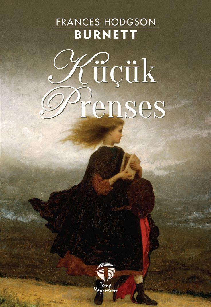 Küçük Prenses, Frances Hodgson Burnett, Tema Yayınları Cover designed  M. S. Fidancı