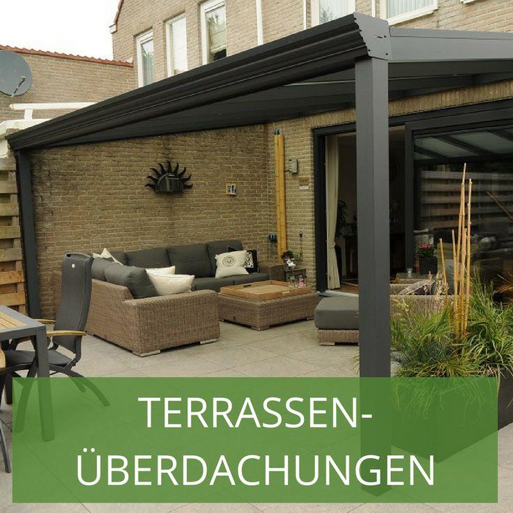 34 besten terrassena¼berdachungen bilder auf pinterest ga¤rtnern