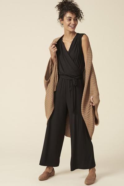 e7b57336986e Kelsey Knit Jumpsuit (Black) – Jumpsuits – Amour Vert
