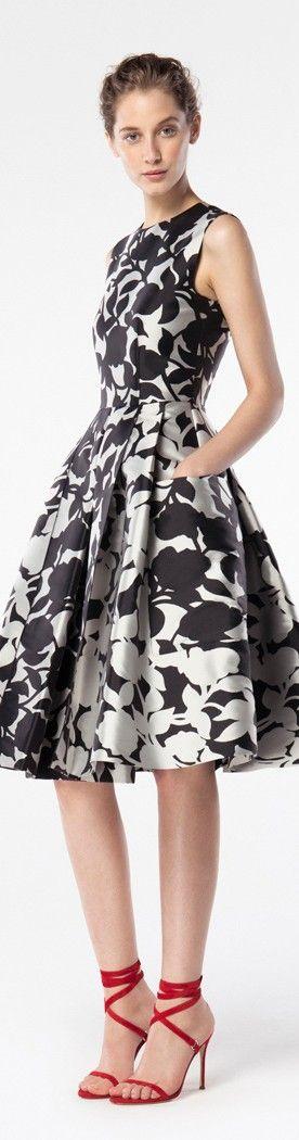 Carolina Herrera. #vestidos #invitadas #boda