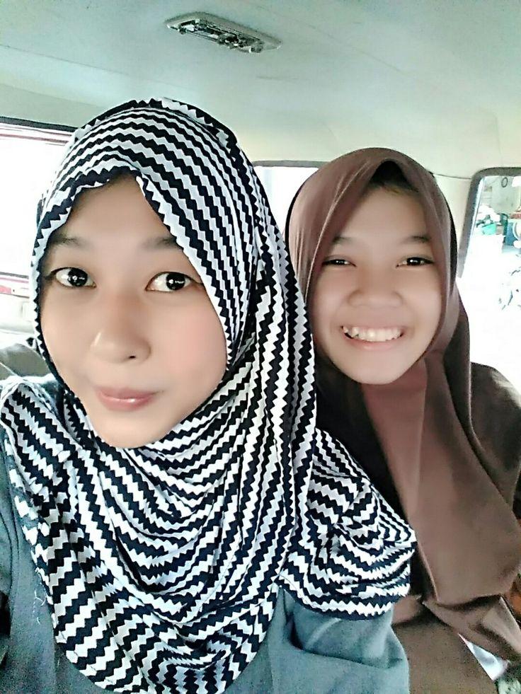 Two beloved sister