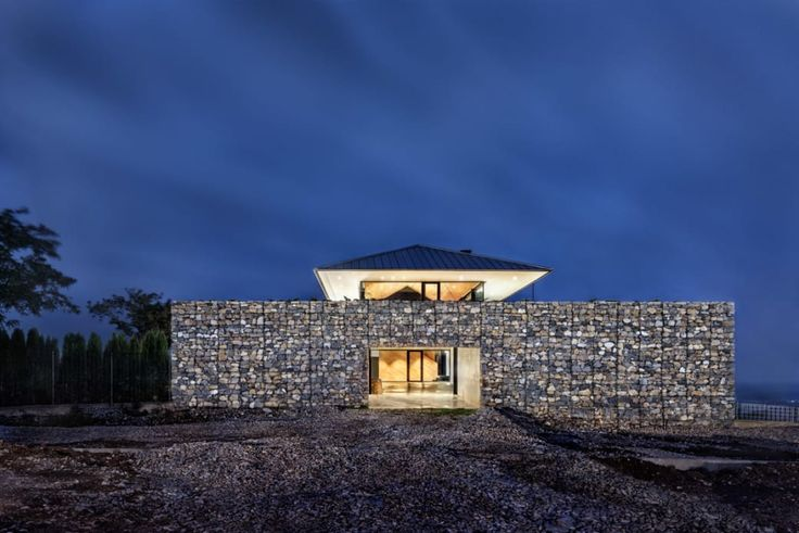 I/O architects · Observation house