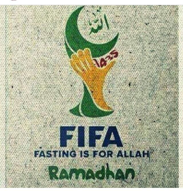Fasting Is For Allah =FIFA