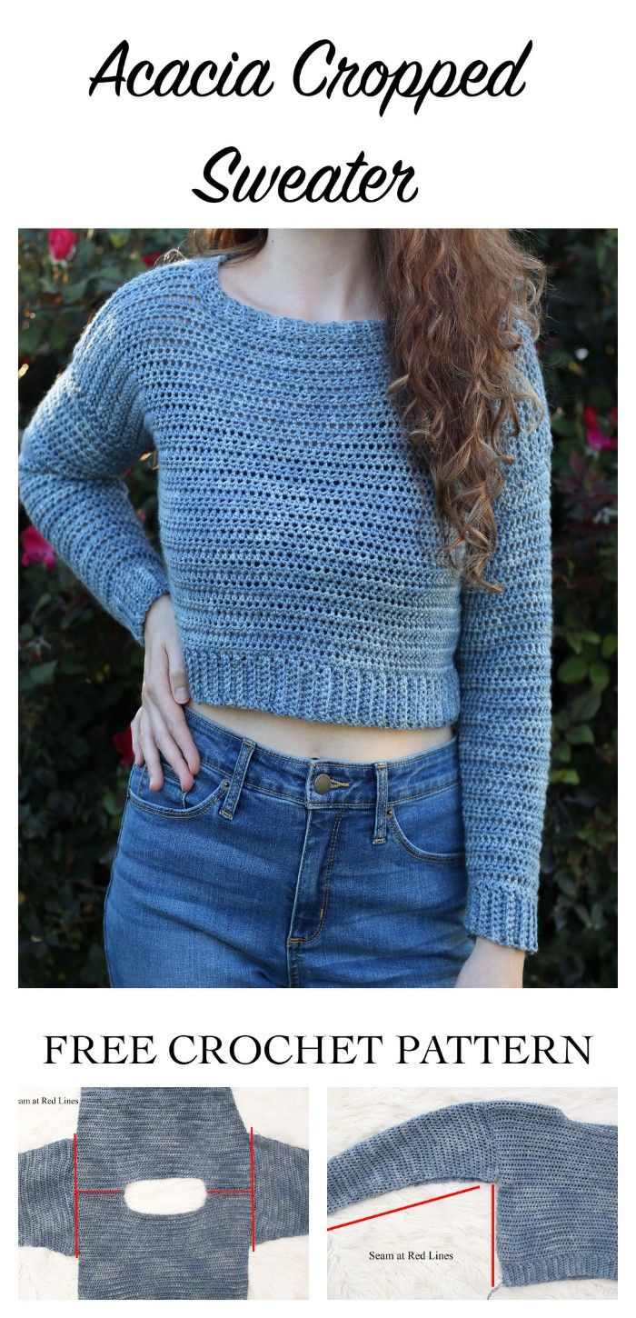 Cozy And Stylish Crochet Sweater – Patterns And Ideas