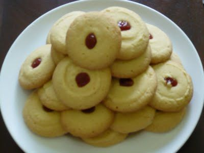 Traditional Cornstarch Costa Rican cookies