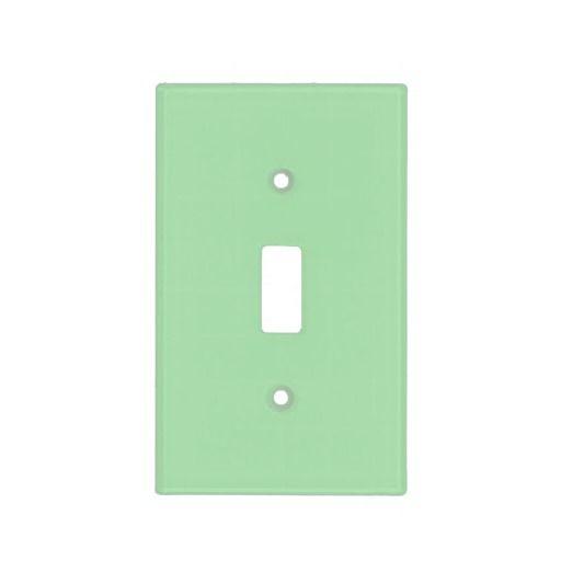 50 best Plain Pastel Colored Switch Plates images on Pinterest