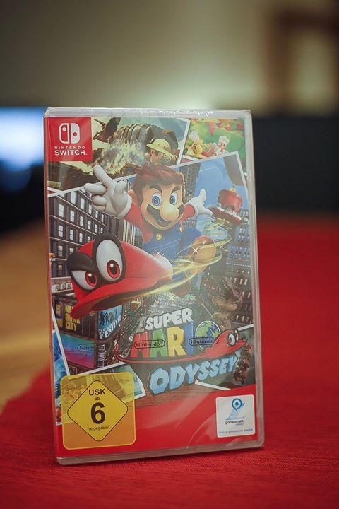 Nintendo Switch #Super #Mario Odyssey #IN FOLIE OVP €47   Sulzb... Nintendo Switch #Super #Mario Odyssey #IN FOLIE OVP €47 - Sulzbach/Saar  #Link #zum Angebot:  Nintendo Switch #Super #Mario Odyssey #IN FOLIE OVP €47 - Sulzb...   #Kleinanzeigen #Saarbruecken / #Saarland http://saar.city/?p=80332