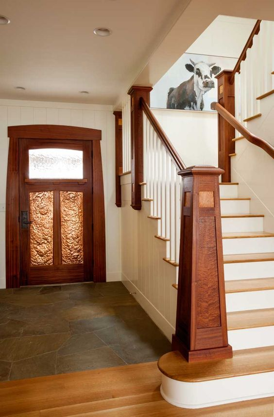 25 Best Ideas About Craftsman Staircase On Pinterest
