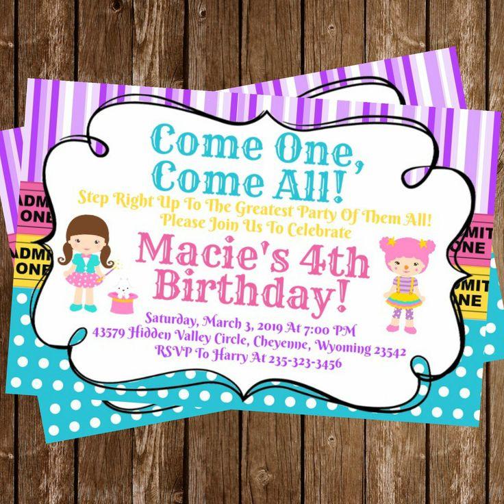 Best  Clown Birthday Parties Ideas On   Clown Party