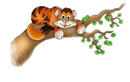 De kat uit de boom kijken betekent 'afwachten'. Dus: niet meteen reageren, maar eerst goed kijken wat er aan de hand is, en op grond daarvan bepalen wat je het best kunt doen of zeggen.