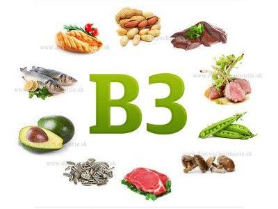 zdroje vitaminu B3