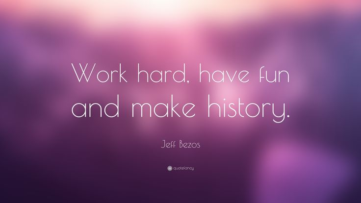 """""""Work hard, have fun and make history"""" ... #quote #spa #tbt #quoteoftheday #throwback ."""