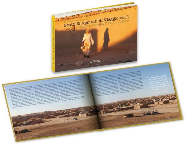E-book Scatti & Appunti di Viaggio vol. 1   Campi profughi saharawi, Tindouf, Algeria
