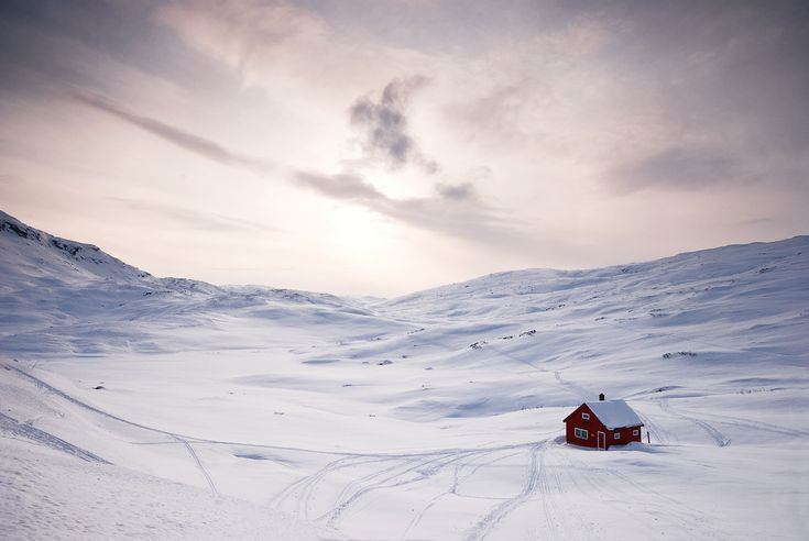 winter in Vik, Norway. photo by Gary Owen Tumilty