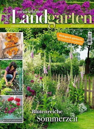 Unique Aktuelle Ausgabe Archivausgaben oder eAbo von Mein sch ner Landgarten bestellen und mehr ber Wohnen u Garten erfahren Lesen im Web u per App