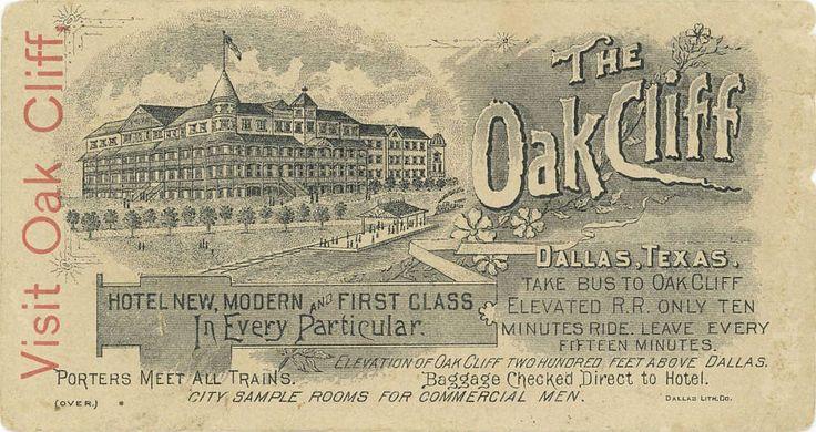 17 Best images about Oak Cliff on Pinterest