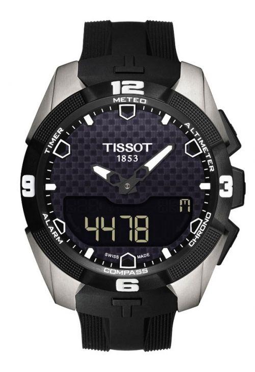 Tissot T-Touch Expert Solar Gent   T091.420.47.051.00