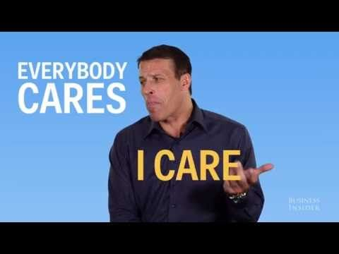 Business Insider: Tony Robbins explains how to not let judgement affect you
