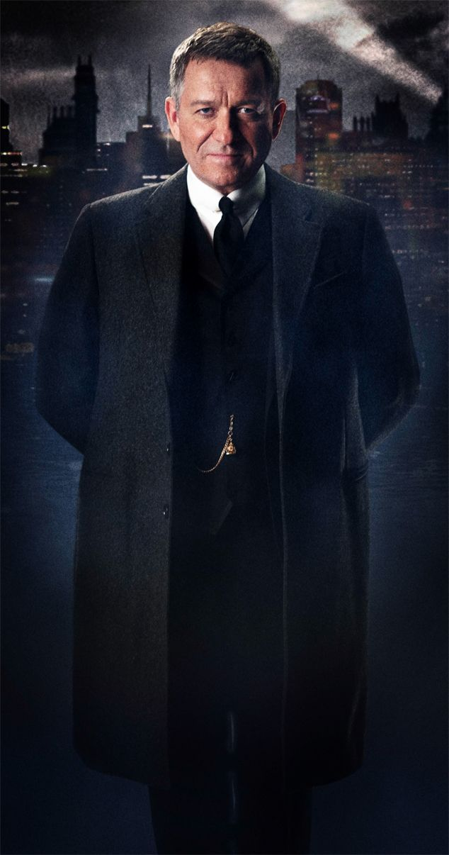 Alfred (Gotham TV Series)