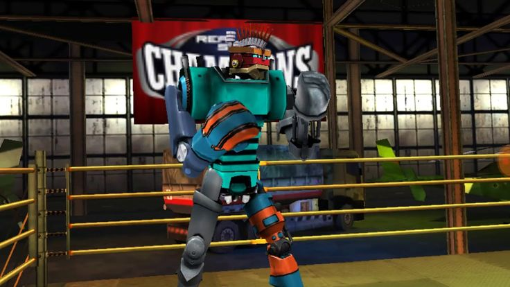 Real steel boxing champions Games