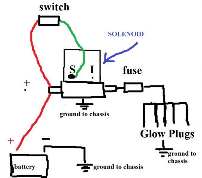 Isuzu Glow Plugs Wiring Diagram Wiring Diagram Plugs Pc Repair Diagram