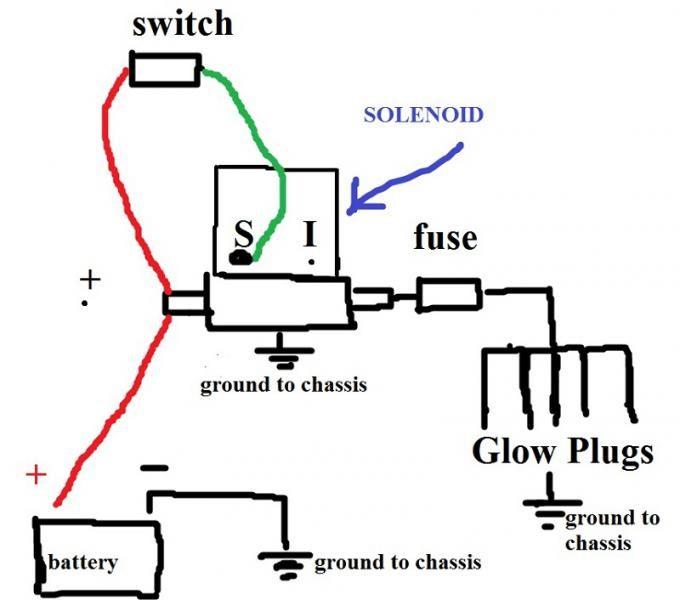 Isuzu Glow Plug Wiring Toyota Hilux Glow Plug Timer